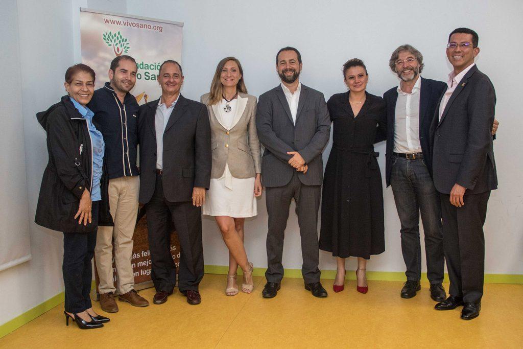 La Congregación Mariana Trinitaria será embajadora en América Latina del OSMI tras la firma de acuerdo de colaboración con la Fundación Vivo Sano