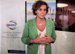 Dolors Monserrat, en el XII Congreso Europeo de Medicina Integrativa, propone incluir la MI en el Sistema Sanitario Europeo