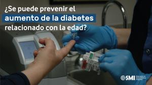 ¿Se puede prevenir el aumento de la diabetes relacionado con la edad?