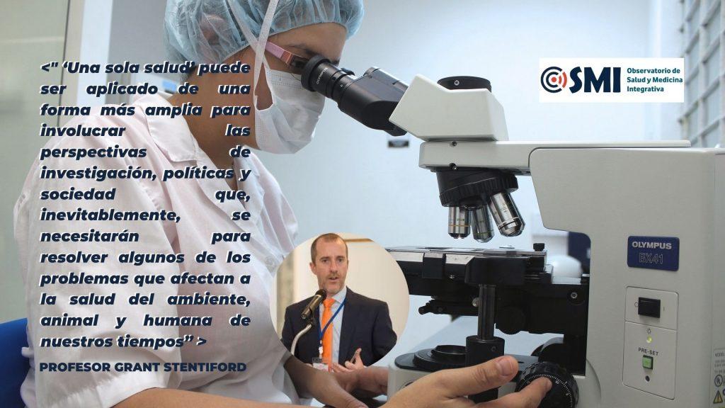 «One Health» o «Una sola salud»: concepto recurrente en los profesionales que tratan las zoonosis