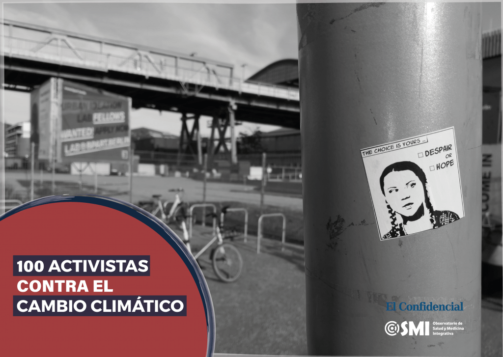 El activismo ambiental a través de cien personas
